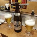47753201 - まずはビールで!