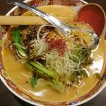 七志 とんこつ編 - 担々麺