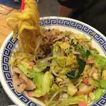三楠 - チャンポンは、野菜が命か!