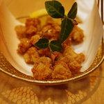 味菜芳文 - 軟骨から揚げ