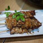 味菜芳文 - 焼き鳥