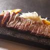 ステーキハウスグラツィエ - 料理写真:サーロインステーキ