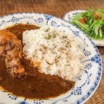 LOOSE - ChickenCurry-チキンカレー-¥1000