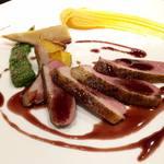 Dining TABI - 大人気の鴨ロース