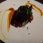クッカーニャ - 料理写真:◆牛ホホ肉のワイン煮込みを用意してくださったようです。
