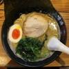 壱八家 - 料理写真:らーめん(680円、真上から)