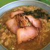 中華そば 万楽 - 料理写真:チャーシューメン・特大 920円 (特大は麺3玉) このコスパは素晴らしいです!