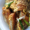 神田屋食堂 - 料理写真:昔ながらの昭和カツ丼