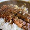 ジパング - 料理写真:カツカレー