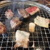 じゅうじゅうカルビ - 料理写真:食べられる分だけ、焼きましょう。