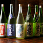 あゆら - ドリンク写真:地酒が豊富