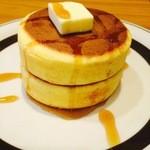 ピノキオ - 名物のホットケーキ