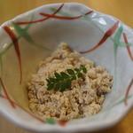 八沢川 - 鱈子煮