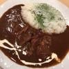 えり膳 - 料理写真:ビーフ カレー