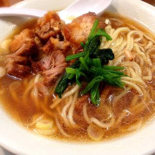 ラーメン二星 - 料理写真:中華そば650円