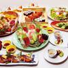 ごほう - 料理写真:にぎわいコース 3,000円