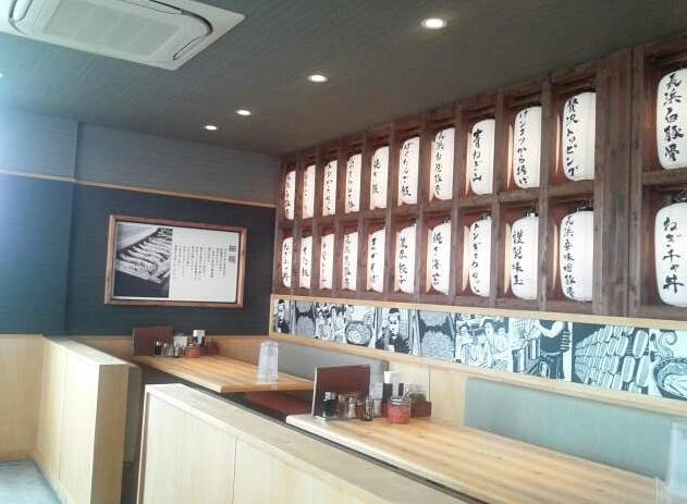 長浜ラーメン一番軒 東海富木島店