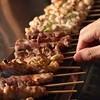 とり一 - 料理写真:串焼き1本130円~「安心・安全」国産鶏を使用しています!