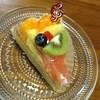 シンフォニー ナガノ - 料理写真:タルトフルュイ