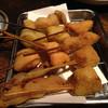 串カツ ジュラク - 料理写真:串カツ かぼちゃがオススメ!