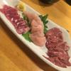 宮崎地鶏 なべくら - 料理写真:お造り盛り合わせ