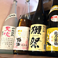 ◆◇日本酒を豊富にご用意◇◆