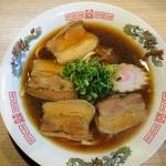 いけさん - 料理写真:中華そば500円