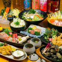 3時間飲み放題付き料理9品3498円!宮崎地鶏を贅沢に食す♪