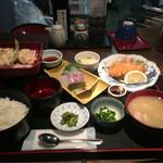 北前船 - タラ三昧ご膳 880円