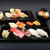 寿楽 - 料理写真:創業記念 おなませお得十三貫