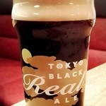 YONA YONA BEER WORKS - 「東京ブラック リアルエール」(¥830税抜)