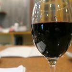 アパス - 赤ワインも飲むよ~~