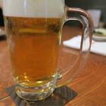アパス - 生ビール飲むで!