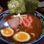 麺屋鎌倉山 - カレーラーメン