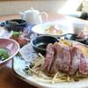 道草庭 - 料理写真:コースメニュー、小川畜産自慢のサーロイン!