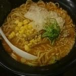 麺庫裡舎 本山 - タンタン麺(タンタン)(麺大盛)770+100円