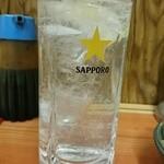 いづみや - レモンサワー350円