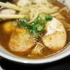 鶏喰 - 料理写真:鶏と鰹の醤油らーめん