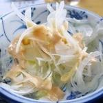 ふじみや食堂 - サラダ