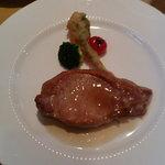 キャノン - もち豚のソテー