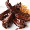中国料理 桃谷樓  - 料理写真:豚肩ロース肉の黒酢酢豚