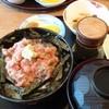 山源 - 料理写真:ねぎトロ丼。