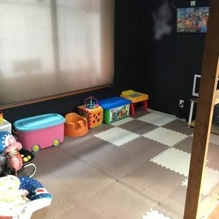 キッズスペース完備!小さいお子様もご満足いただけます^^