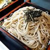 辰庵 - 料理写真:そばです(・∀・)