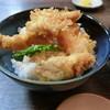 亀甲屋 - 料理写真:とり天丼