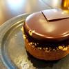 ル グリニョタージュ - 料理写真:ショコラケーキは実に美味い! (*´艸`)