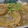 らーめん 一夢庵 - 料理写真:塩ラーメン(アップ:肉増小)