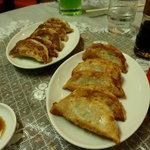 北京 - 焼きと揚げ餃子
