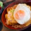 みやこ - 料理写真:上カツ丼(930円)