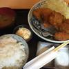 堂島かつの - 料理写真:ヒレカツ&牡蠣フライ